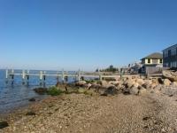 sea-glass-hunting beach
