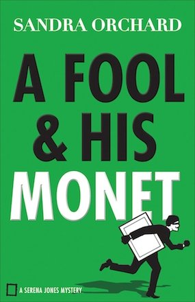 A Fool and His Monet-Book Cover Smaller