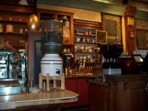 Port Aster's Tea Shop