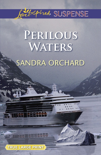Cover for Perilous Waters