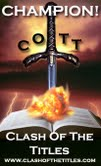 COTT winner's badge