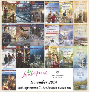 Nov New Releases Giveaway