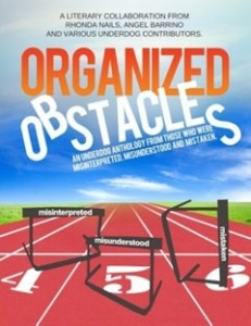 Organized Obstacles BOOK COVER 2014