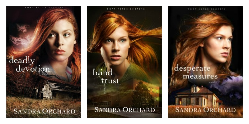 Port Aster Secrets by Sandra Orchard
