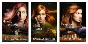 Port Aster Secrets by Sandra Orchard