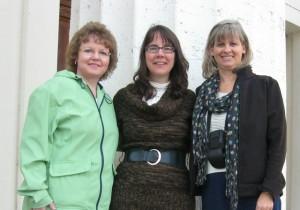 Susan Anne Mason & Sandra Orchard