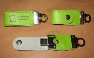 Promotional USB key