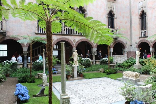 Gardner Museum Courtyard 1