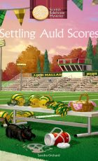 book cover for Settling Auld Scores